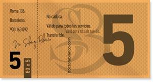 Doctora Blanco - Medicina Estética - Barcelona - Tickets 60 x 5